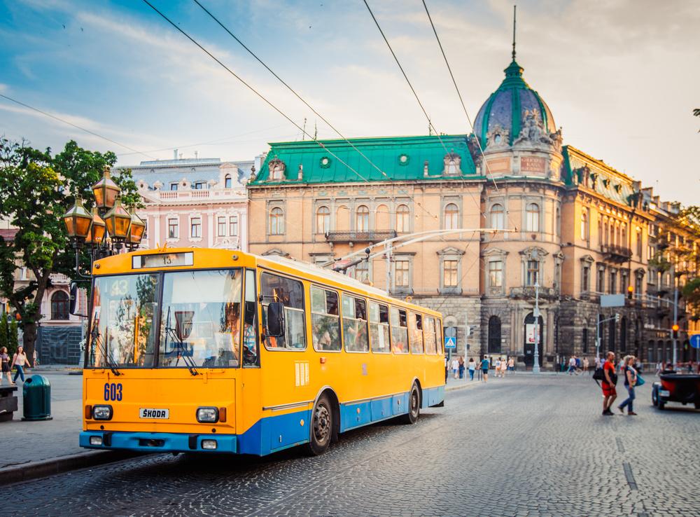 Во Львове обнаружили загрязнение воздуха и воды.Вокруг Света. Украина