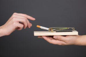 Ученые успешно испытали «прививку» от курения