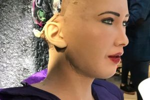 Что робот София знает об Украине