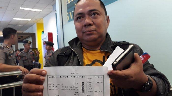 Пассажир самолета в Индонезии чудом избежал гибели