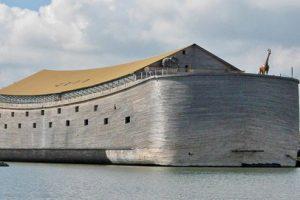 Как выглядит Ноев ковчег изнутри