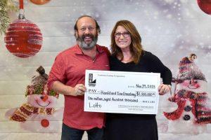 В США семья нашла лотерейный билет почти на 2 миллиона долларов