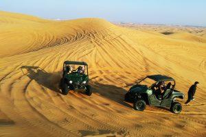 Перегони Аравійською пустелею, або Де побігати в Дубаї