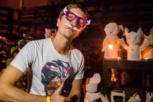 В Киеве прошел региональный фестиваль Burning Man (видео)