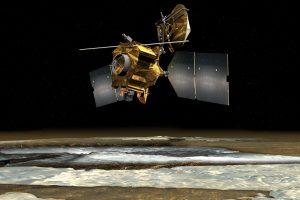 Иллюзия воды: ученые обнаружили, что марсианский спутник
