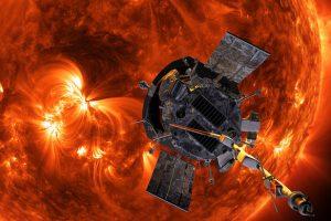 Зонд NASA пережил первое сближение с Солнцем