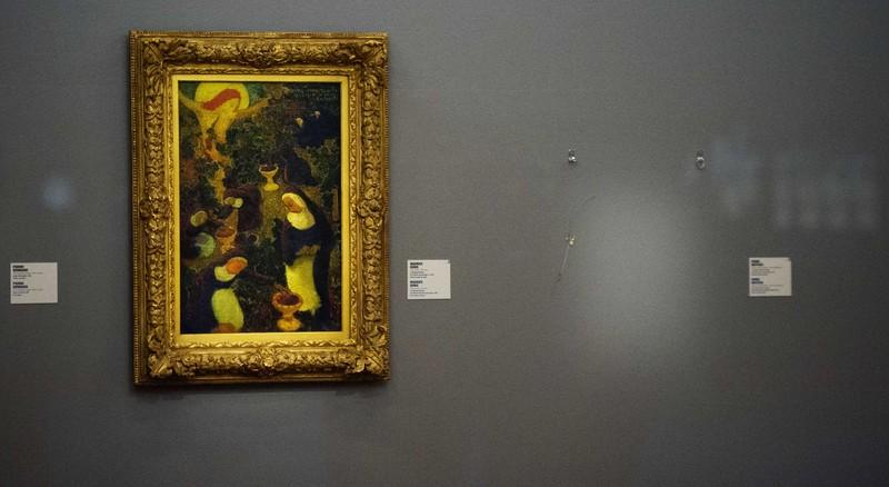 Украденную картину Пикассо стоимостью 800 000 евро нашли в Румынии