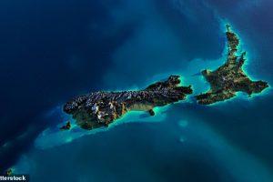 Острова Новой Зеландии сдвинулись после землетрясения