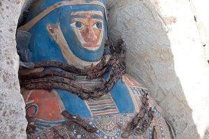 В пирамиде Аменхотепа II нашли 8 неизвестных мумий