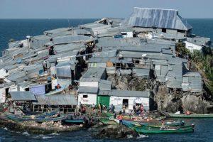 Самый густонаселенный остров Африки