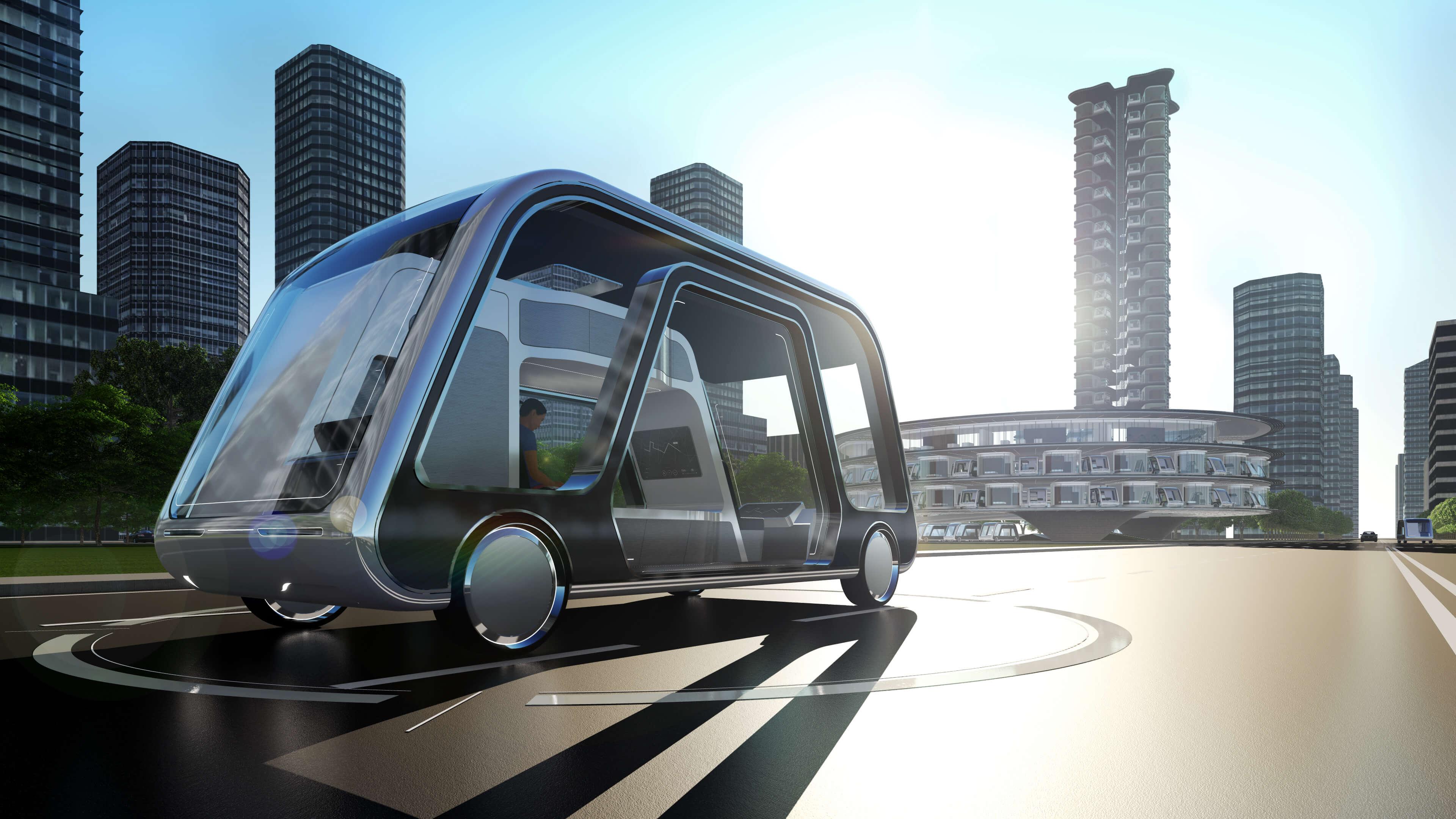 Спишь и едешь: американцы создали отель на колесах
