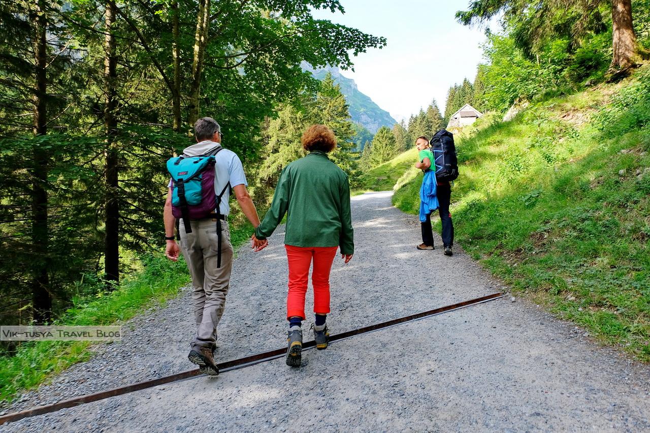 Аппенцелльские Альпы Трекинг по-швейцарски: Аппенцелльские Альпы DSCF7196