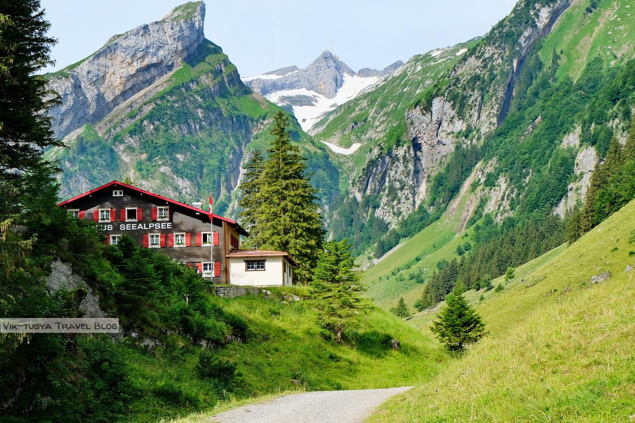 Трекинг по-швейцарски: Аппенцелльские Альпы.Вокруг Света. Украина