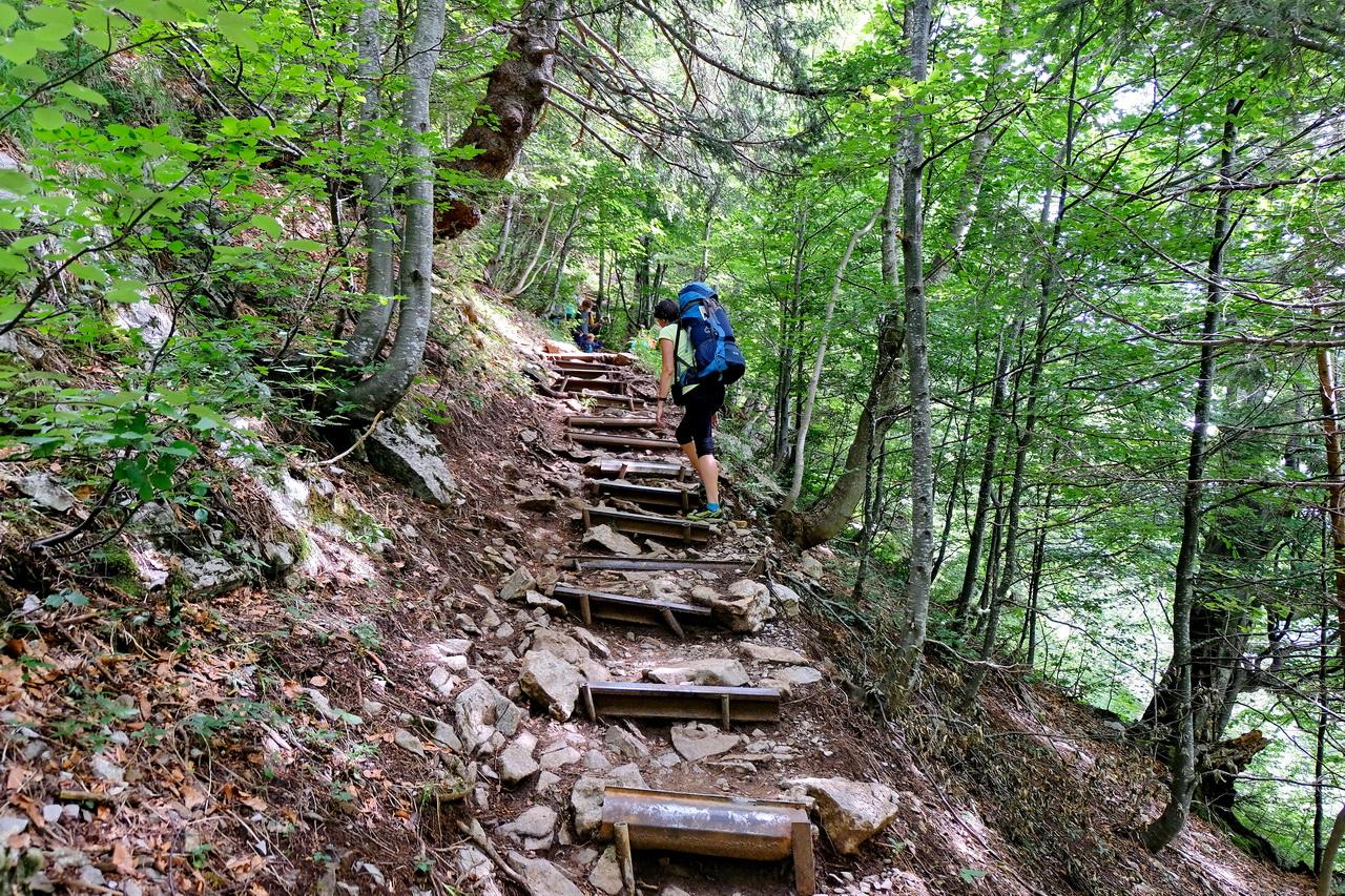 Аппенцелльские Альпы Трекинг по-швейцарски: Аппенцелльские Альпы DSCF7235