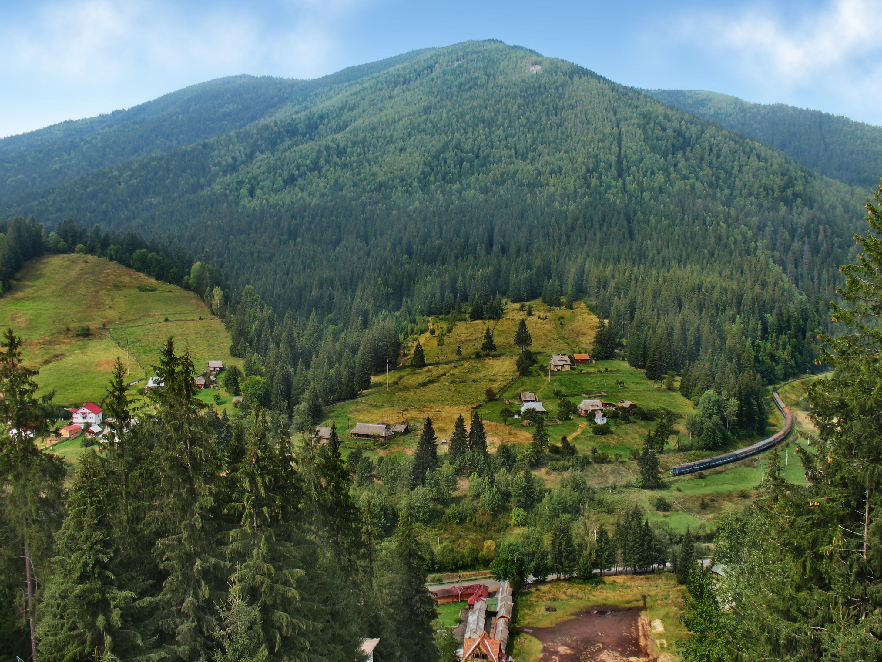 Неделя в Ворохте: что делать в Карпатах осенью.Вокруг Света. Украина