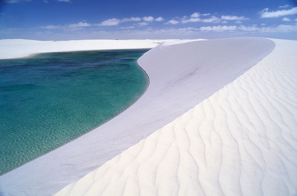 Поможет ли затопление пустынь остановить глобальное потепление?