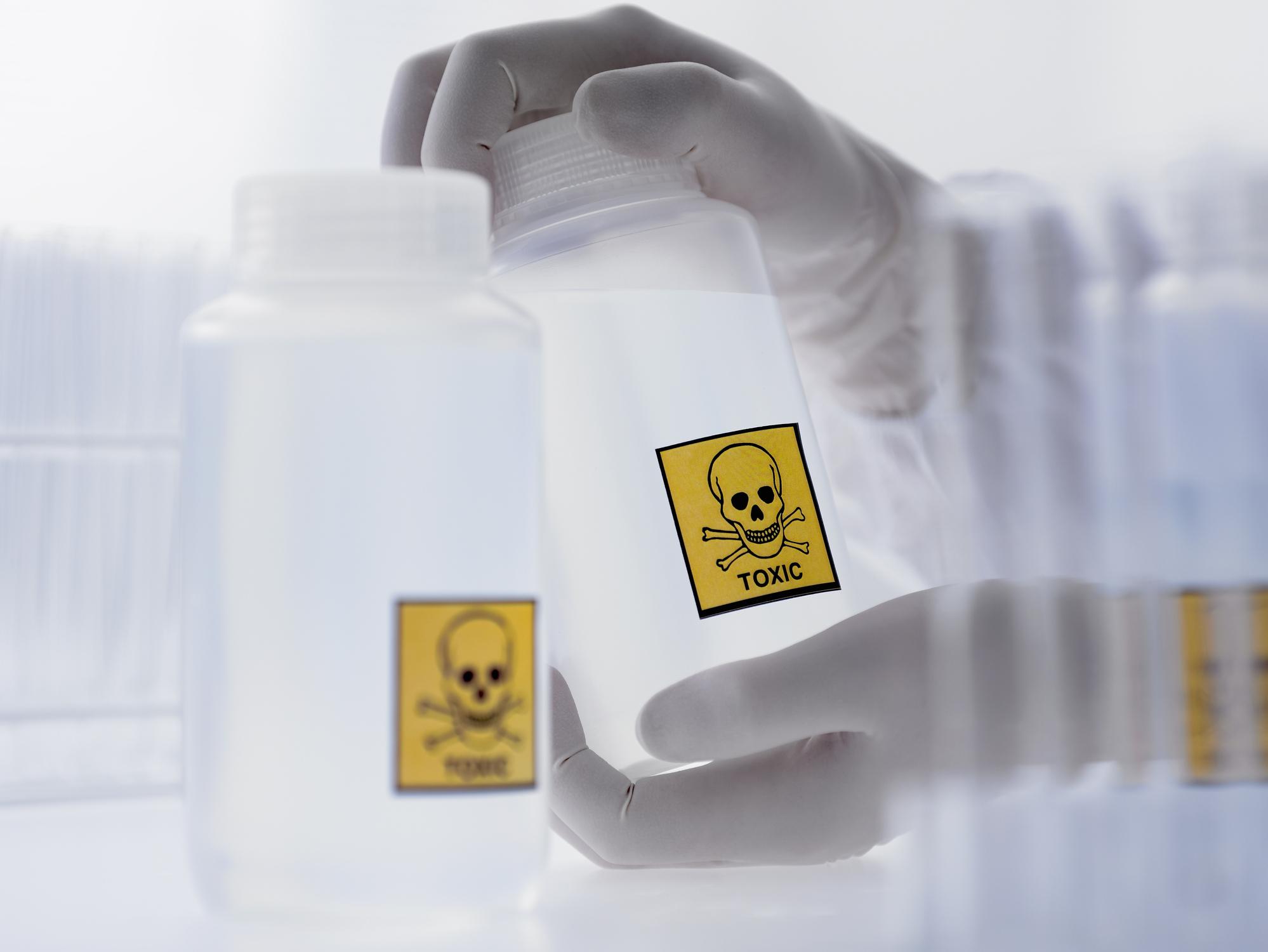 Оксфордский словарь выбрал слово года: toxic