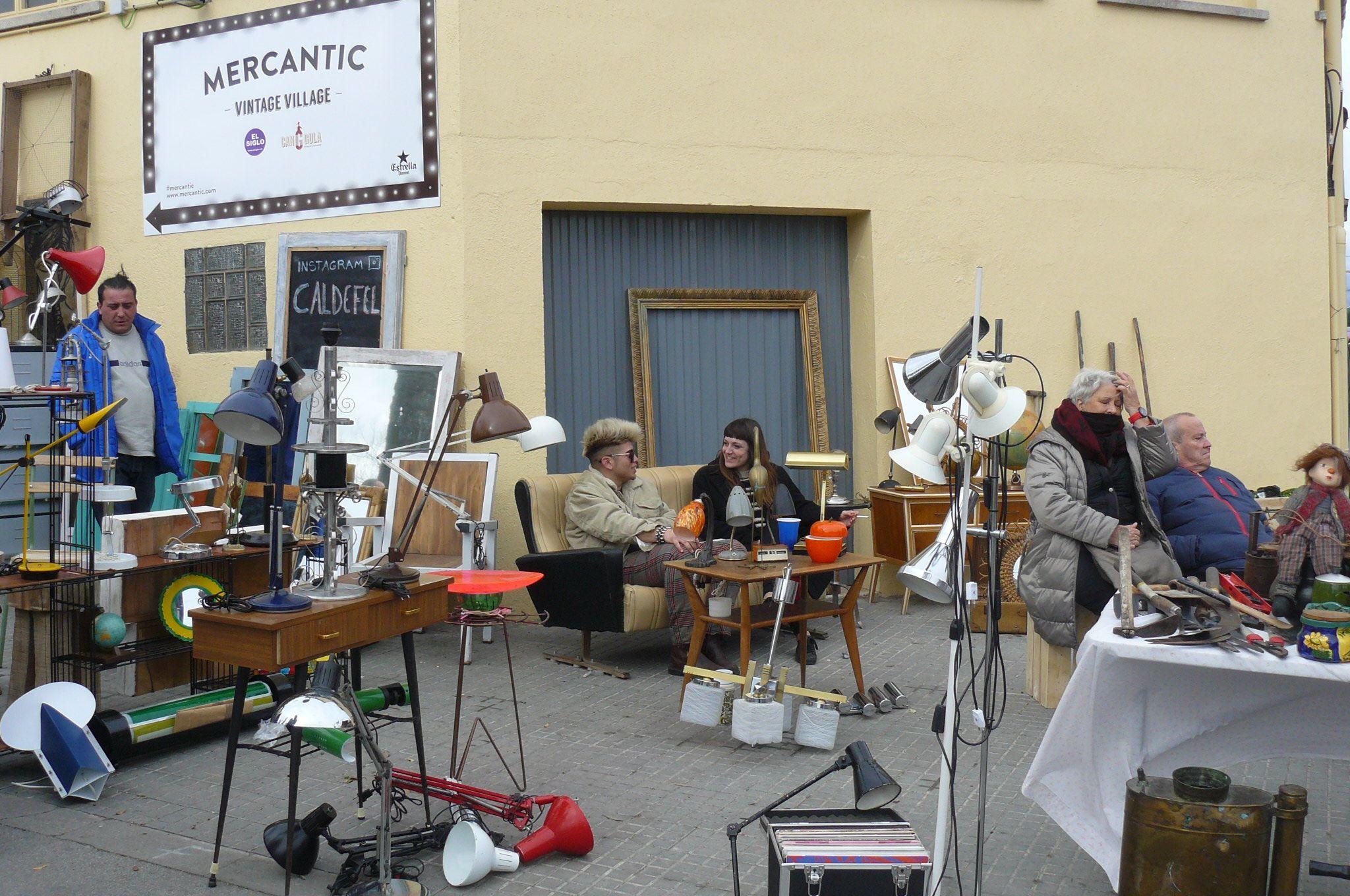 блошиные рынки Блошиные рынки по всему миру MERCANTIC3