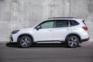 В Украине представили новый Subaru Forester