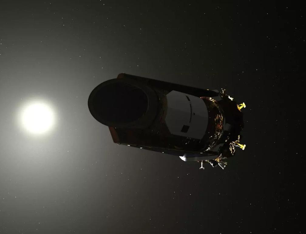 Конец телескопа