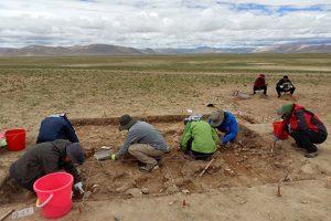 В Тибете открыли самую высокогорную палеолитическую стоянку