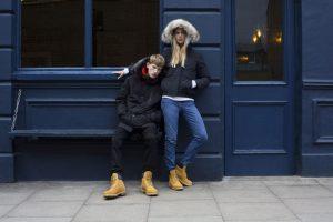 В Лондоне проходит выставка Timberland 'Celebrate the Icons'