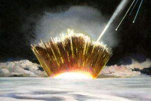 47 млн ядерных бомб: в Гренландии обнаружили кратер гигантского метеорита