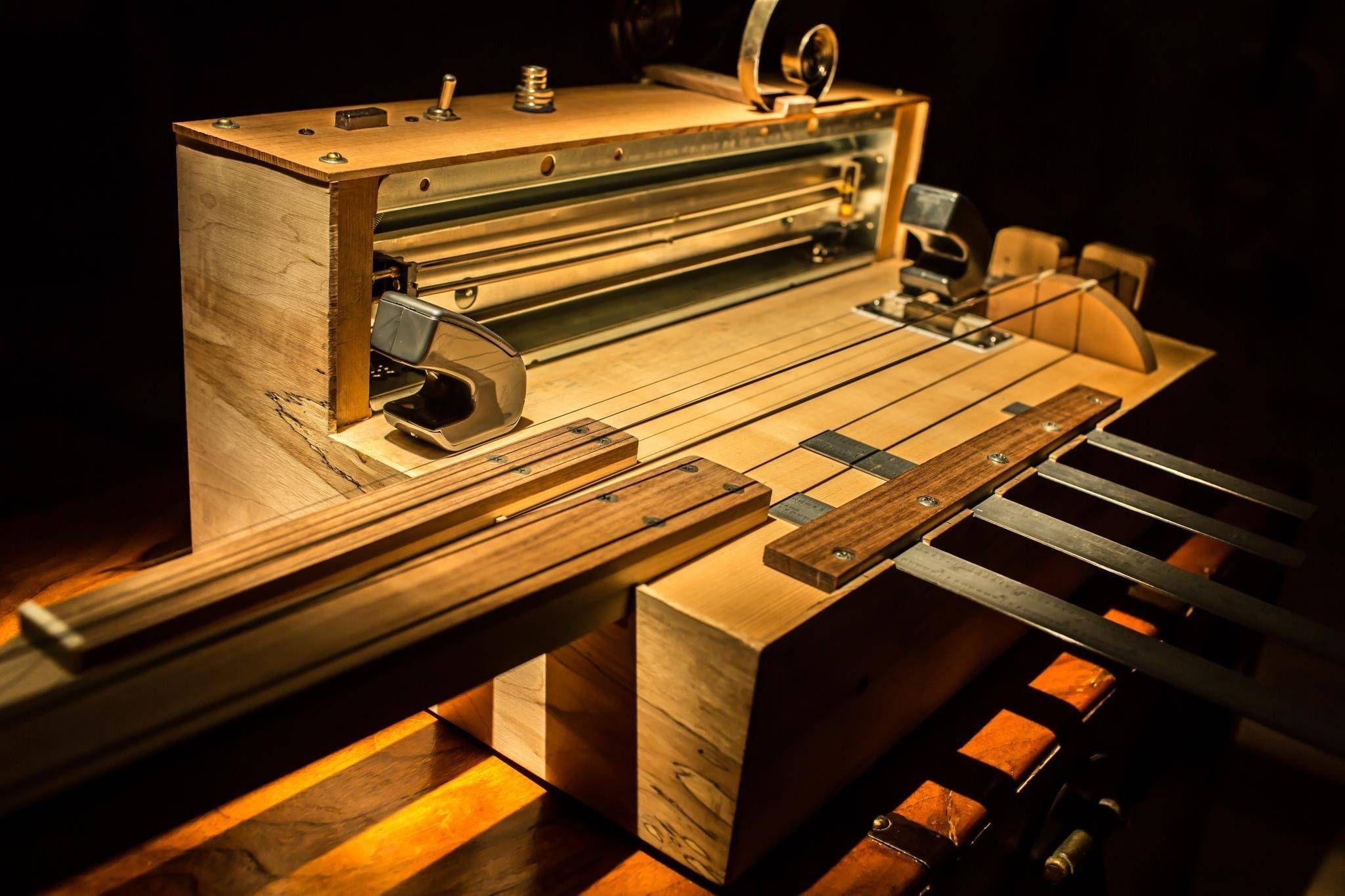 Канадский композитор изобрел генератор ночных кошмаров.Вокруг Света. Украина