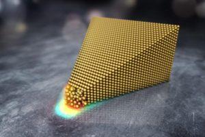 Физики научились плавить золото при комнатной температуре
