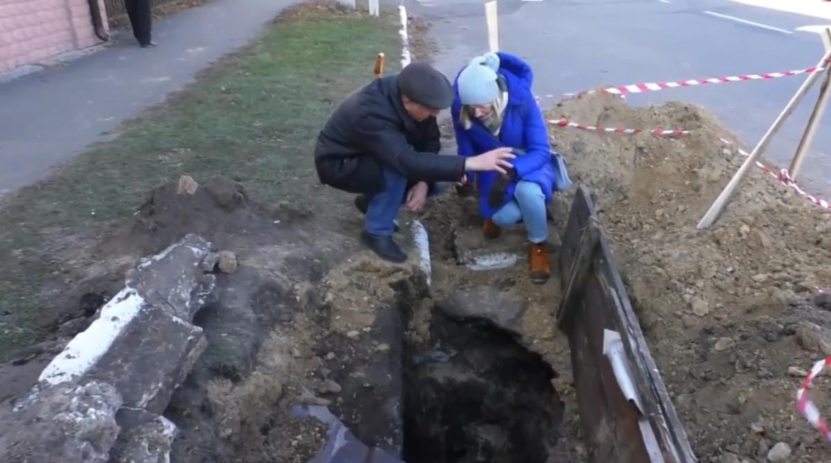 На Харьковщине археологи нашли подземный город