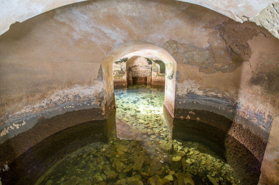 В Бленхеймском дворце в Англии нашли тайные подводные комнаты.Вокруг Света. Украина