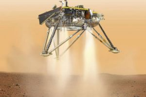 ТОП-5 фактов о высадке на Марс зонда InSight