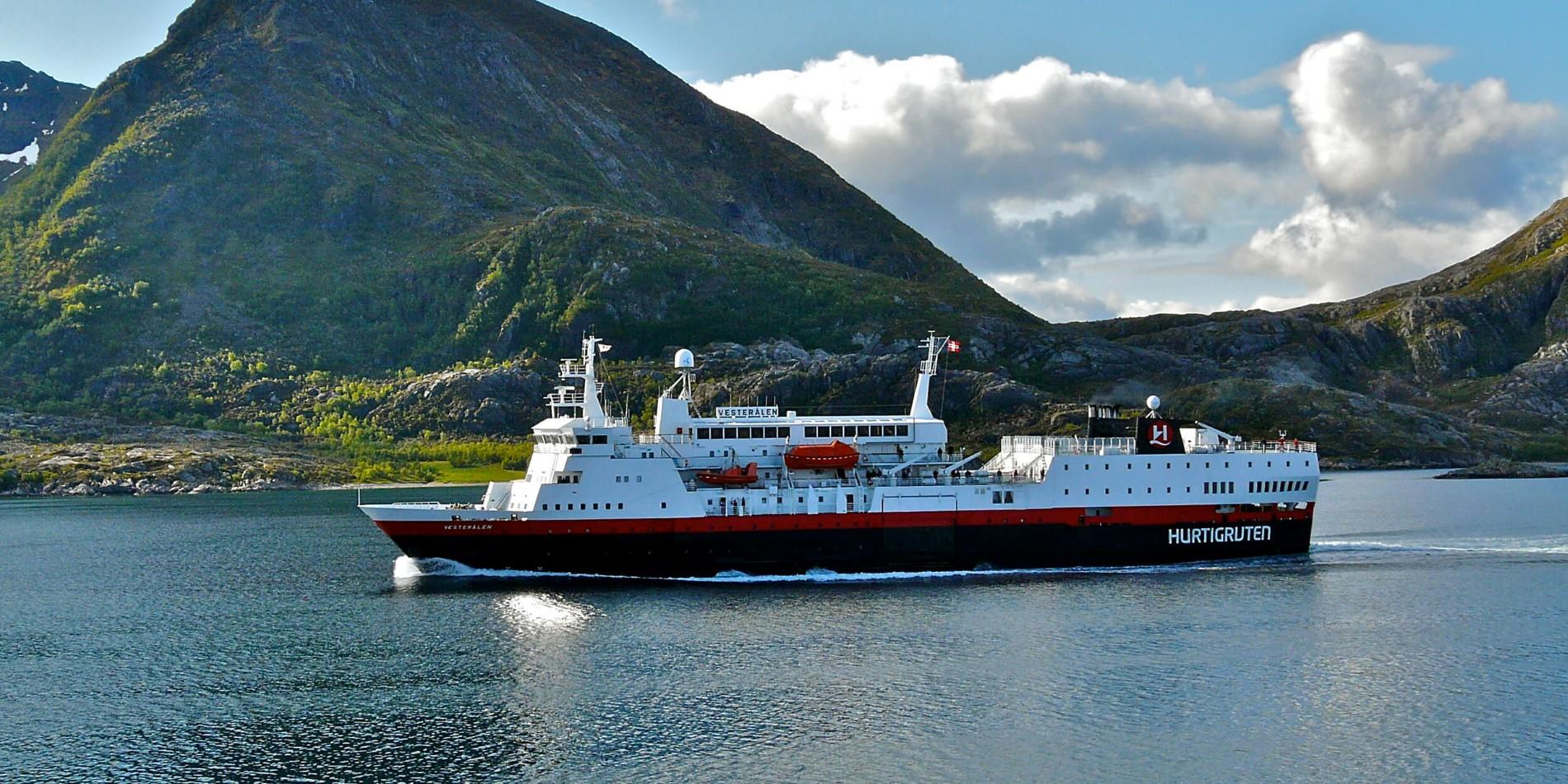 В Норвегии круизные корабли будут заправлять гнилой рыбой.Вокруг Света. Украина