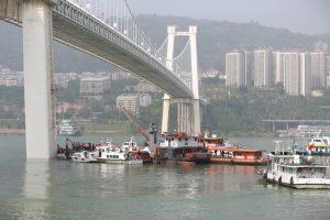 В Китае из-за капризной пассажирки утонул автобус