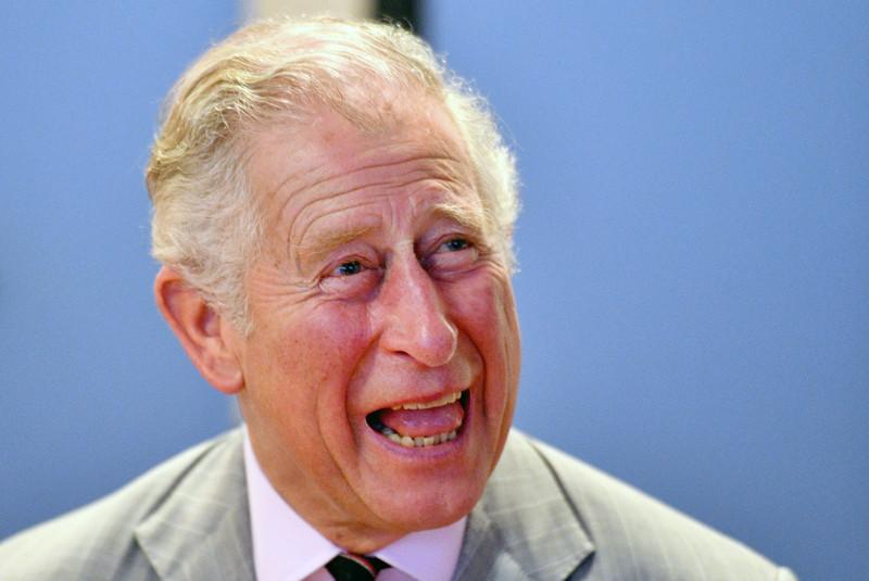 Принц Чарльз отмечает 70-летие