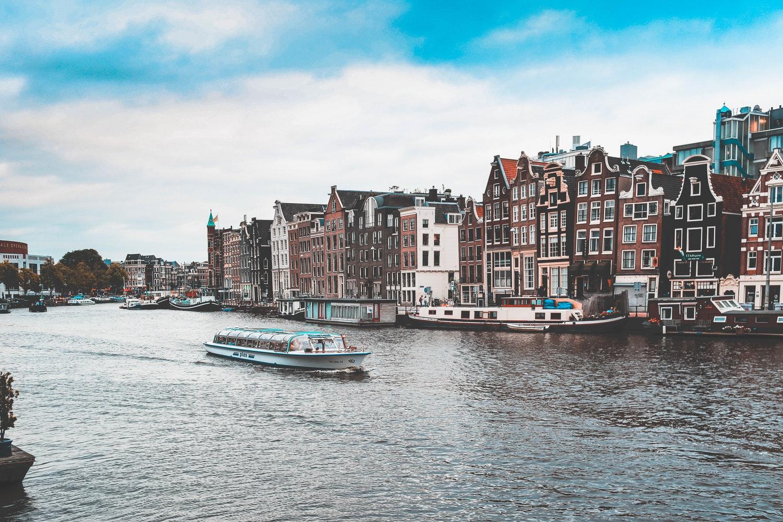 Нидерланды уходят под воду из-за изменений климата