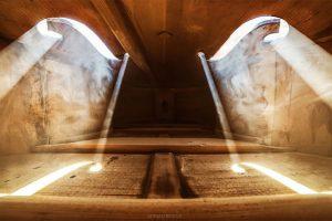Внутренний мир музыкальных инструментов (фото)