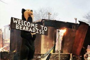 В Калифорнии лесной пожар уничтожил город Парадайз