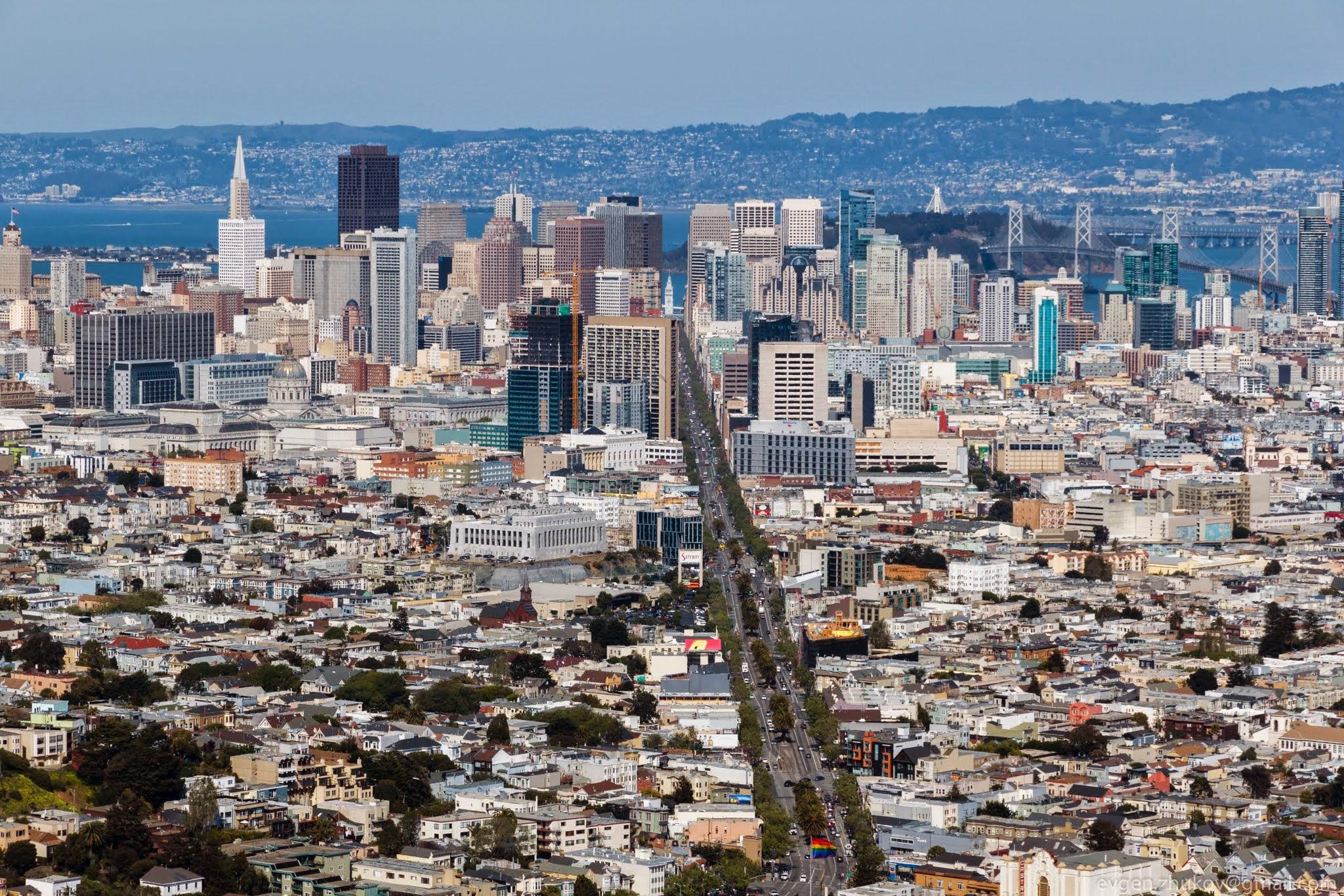 От запада до востока: что посмотреть в Сан-Франциско и как не разориться в Лас-Вегасе