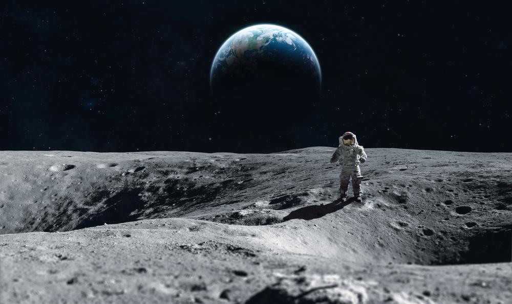 В Нью-Йорке выставили на торги лунный грунт