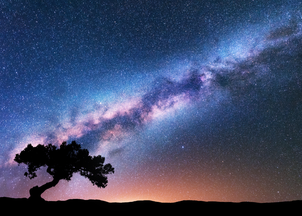 Астрофизики подсчитали, сколько света произвела вселенная