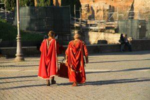 В Риме запретили наряжаться центурионами