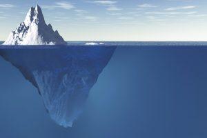 40 лет движения айсбергов Антарктиды вместили в 50 секунд