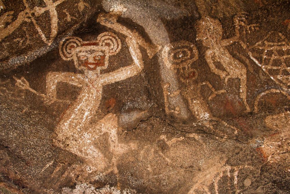 Пещерные люди ледникового периода рисовали созвездия