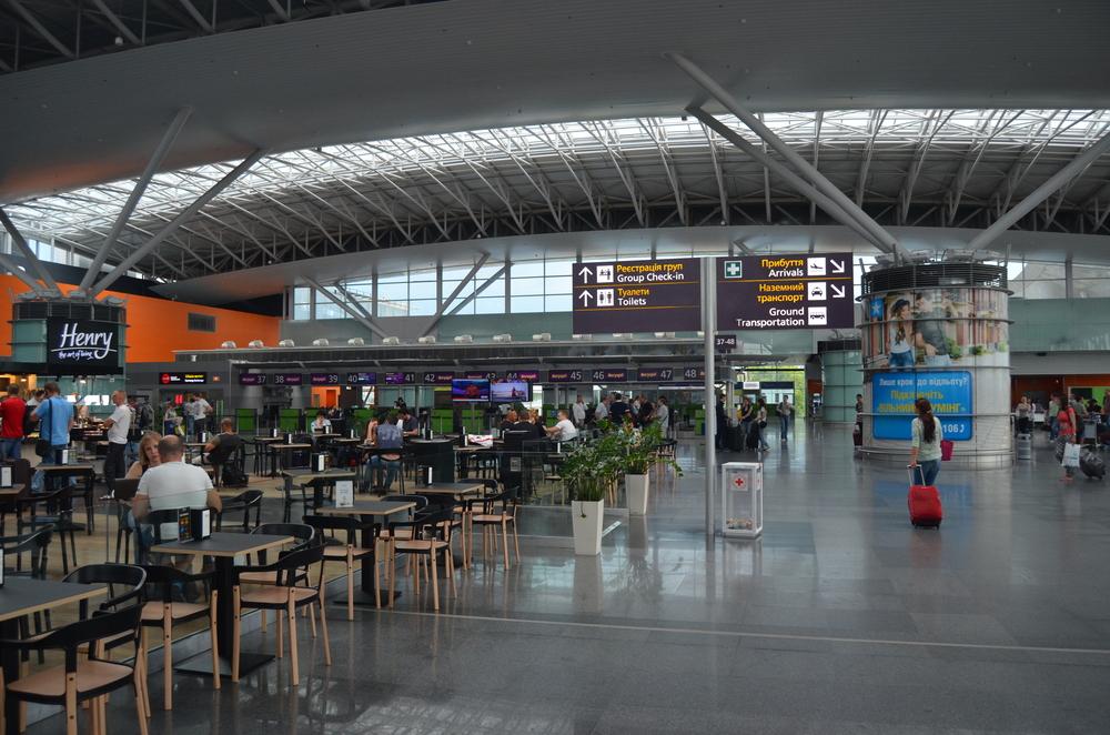 Лондон, Париж, Киев: ТОП самых непопулярных аэропортов мира