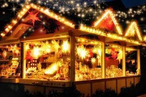 Куда поехать за рождественским настроением