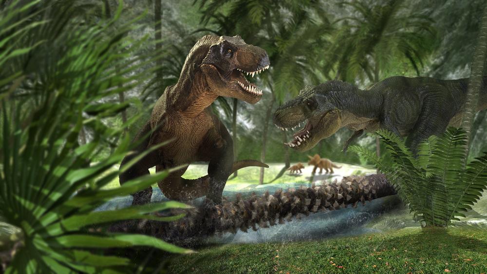 Ученые разгадали секрет сохранности останков динозавров