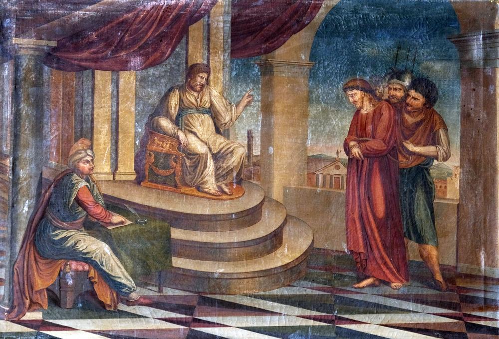 Археологи думают, что нашли кольцо Понтия Пилата