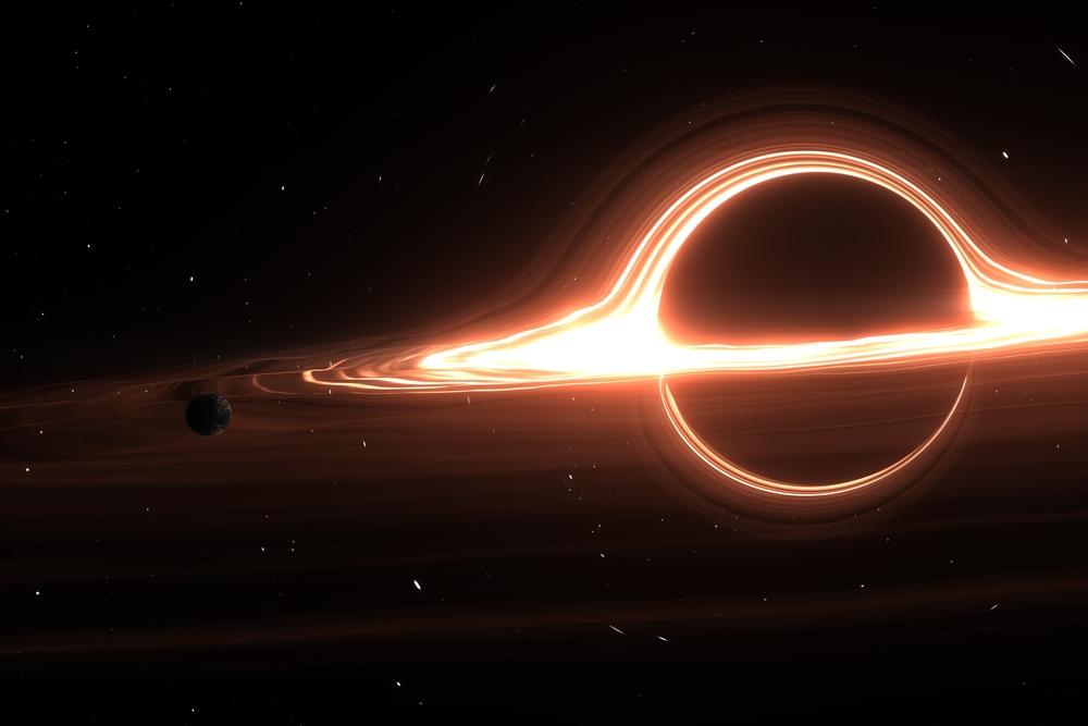 Астрономы обнаружили слишком стремительную черную дыру