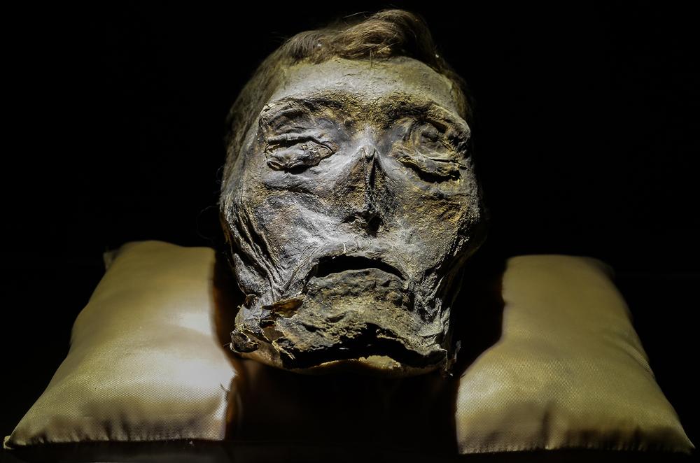 Древнейшая мумия Нового Света оказалась индейцем.Вокруг Света. Украина